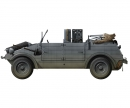 1:35 Kubelwagen Radio Car