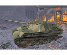 1:35 Panther Ausf.G Late Production