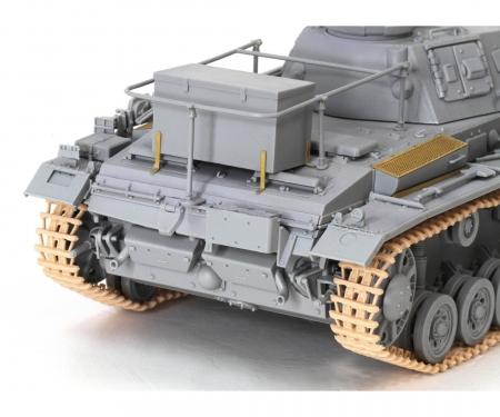 1:35 DAK Pz.Bef.Wg.III Ausf.H (SmartKit)