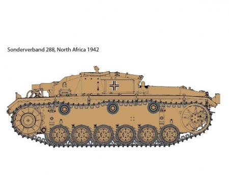 1:35 StuG.III Ausf.D w/Tropical Air Filt