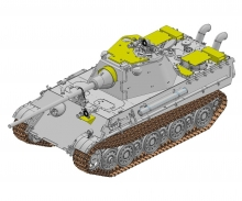1:35 Panther Ausf.F w/Night Sight
