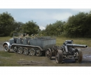 1:35 Sd.Kfz.7 8(t)Halft+s.FH.18 Howitzer