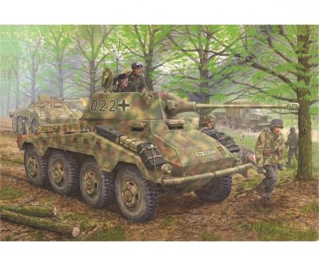 1:35 Sd.Kfz.234/2 Puma (Premium Edition)