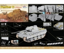 carson 1:35 Sd.Kfz.171 PantherAusf.D w/Zimmerit