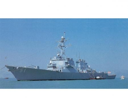 1:700 USS Arleigh Burke Aegis Destroyer