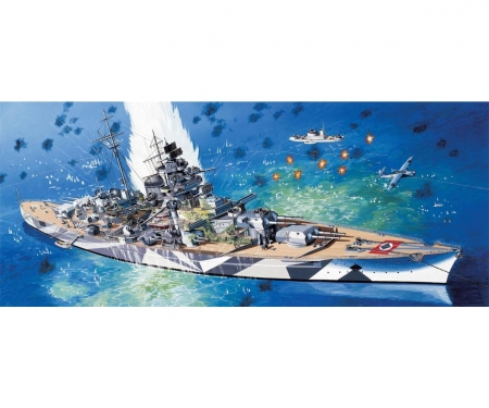 1:700 German Battleship Tirpitz