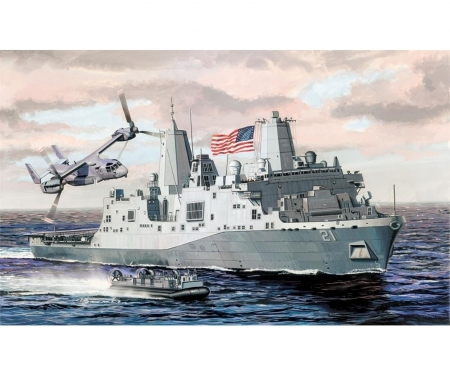1:700 USS New York LPD-21