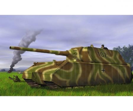 """1:72 """"Maus"""" Heavy Tank"""