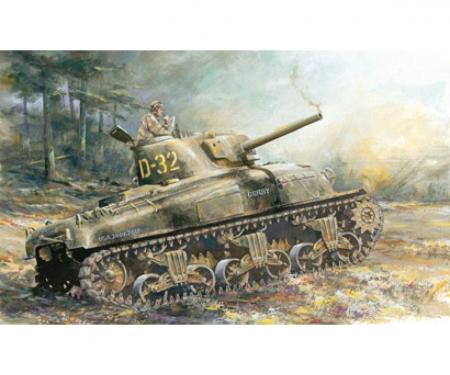 1:72 M4 A1 SHERMAN, NORMANDY 1944