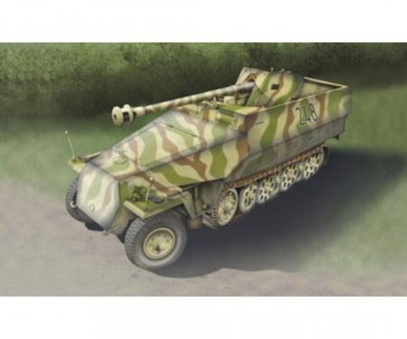carson 1:72 Sd.Kfz.251/22 Ausf.D m.7.5cm PaK 40