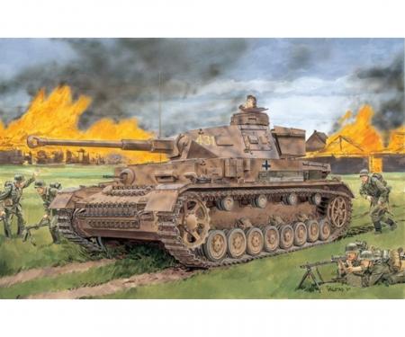 1:72 PZ.Kpfw.IV Ausf. F2 (G)