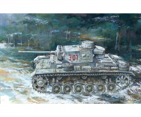 1:72 Pz.Kpfw.III Ausf.L Late Production