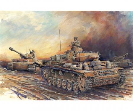 1:72 Pz.Kpfw. III Ausf. N DAK