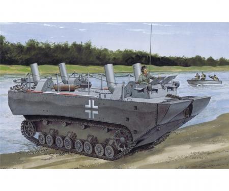 1:72 Panzerfähre gepanzerte Ten