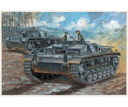 1:72 StuG.III Ausf.C/D