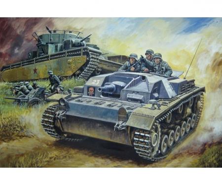 1:72 StuG.III Ausf.B