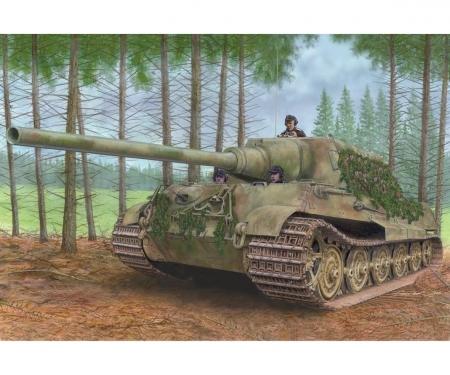 1:72 Jagdtiger Henschel Type