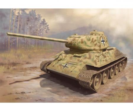 1:72 Panzerkampfwagen T-34/85