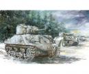 carson 1:72 Sherman M4A3 (105mm) VVSS