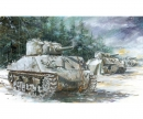 1:72 Sherman M4A3 (105mm) VVSS