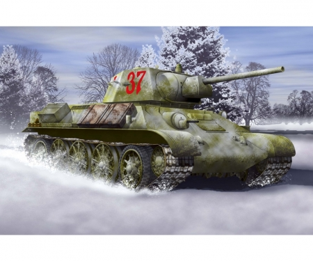 1:72 T-34/76 Mod.1942