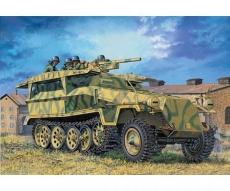 1:72 Sd.Kfz.251 Ausf.C mit 3.7cm PAK 36