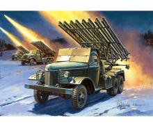 1:35 WWII BM-13 Katiusha