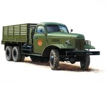 1:35 ZIS-151 Soviet Truck