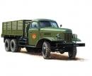 carson 1:35 ZIS-151 Soviet Truck