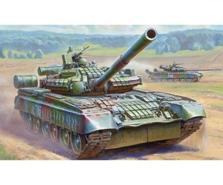 carson 1:35 Mod. Rus. Main Battle Tank T-80BV