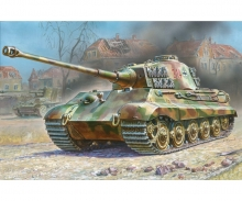 1:35 Sd.Kfz.182 Kingtiger Henschel Turr.