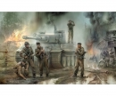 carson 1:35 WWII Fig-Set Ger. Tank Crew (5)