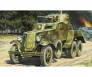 1:35 WWII Sov. BA-10 Armored Car