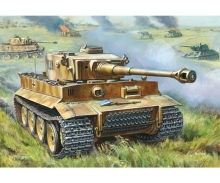 1:35 Tiger I Early (Kursk)