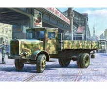 carson 1:35 WWII Ger.Cargo-Truck L4500S Std.Cab