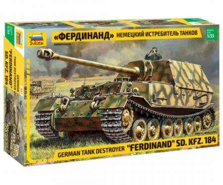 "carson 1:35 Sd. Kfz.184 ""Ferdinand Tiger"""