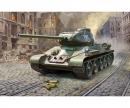 carson 1:35 T-34/85 Soviet medium tank