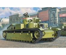 carson 1/35 T-28 Heavy Tank