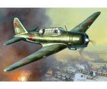carson 1:48 WWII Rus. SU-2 Light Bomber
