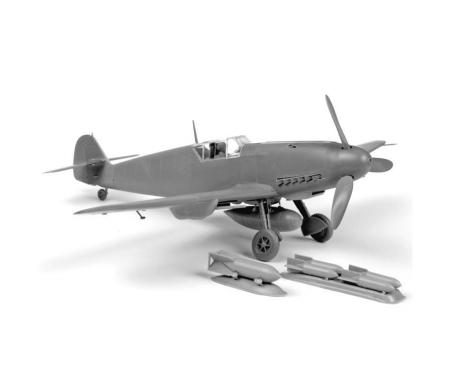 carson 1:48 WWII Messerschmitt Bf-109 F4