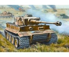 carson 1:72 WWII Ger. MBT Tiger I Click-Kit