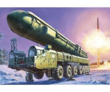 "carson 1:72 TOPOL ""M"" Missile Launcher"
