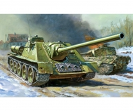 1:72 Soviet Self Propelled Gun SU-100