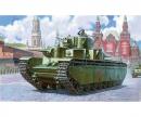 carson 1:72 T-35 Soviet Heavy Tank WWII