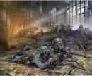 carson 1:72 WWII Fig.-Set Ger.Mach.gun-Crew (4)