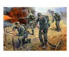 1:72 WWII German Sturmpioniere