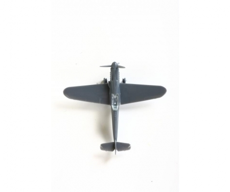 carson 1:144 WWII German ME 109BF/F2