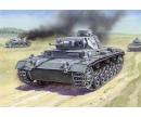 carson 1:100 WWII German Tank III