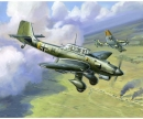 carson 1:144 WWII Wargame AddOn Ger.JU-87 Stuka