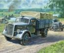 carson 1:100 WWII German 3t CargoTruck